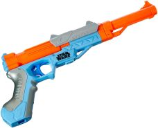 Nerf Nerf Star Wars The Mandalorian Nerf Gun, hellblau/orange