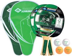 Donic-Schildkröt Champs Line 400 Tischtennis-Cover-Set