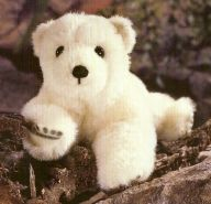 Eisbärbaby Nurri / Kösen
