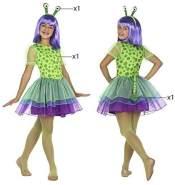 ATOSA 18959 Karnevalskostüm, Mädchen, mehrfarbig, 104