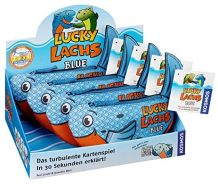 Kosmos Spiele 694234 Lucky Lachs blau, Grey