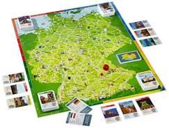 Ravensburger Deutschlandreise - Brettspiel, Lernspiel, Gesellschaftsspiel