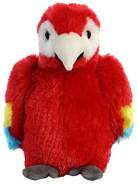 Aurora World 31738 Mini Flopsie – Scarlet Macaw Papagei 8 in