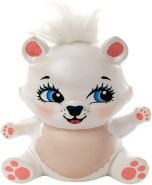 Enchantimals - Eisbärmädchen Pristina Polar Bear Puppe