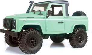 Pick-Up Crawler 4WD 1:16 RTR metallic grün