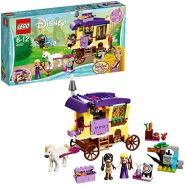 LEGO®lDisney Princess Rapunzels Reisekutsche (41157) Disney Spielzeug für kleine Prinzessinnen