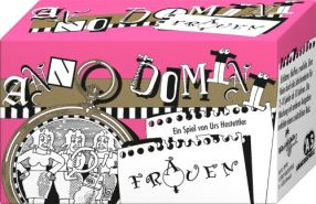 ABACUSSPIELE 09992 - Anno Domini - Frauen, Quizspiel