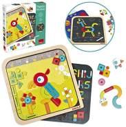 Jumbo Spiele D53141 Magnetische Formen und Farben