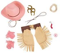 Our Generatioin 44417 Rodeo Accessory Set