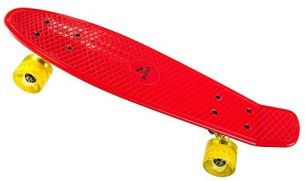 PiNAO Retro-Skateboard