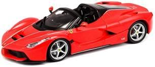 """Bburago 1:24 Ferrari """"Aparta"""", Rot"""