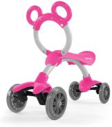 Milly Mally Orion Flash loopfiets Junior Rosa