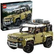 LEGO Technic 42110 'Land Rover Defender,' 2573 Teile, ab 11 Jahren, authentisches Modell