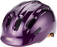 ABUS Fahrradhelm Smiley 2. 0 Kinder - royal purple - 50-55 cm
