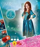 Rubie´s 640990M Kostüm, Girls, mehrfarbig, Medium Age 5-6, Height 116 cm