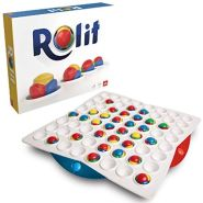 Rolit: Spieldauer +/- 20 Minuten, Für 2-4 Spieler