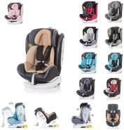 Chipolino Kindersitz Tourneo Gruppe 0+/1/2/3 (0-36 kg), Isofix, 360° drehbar, Farbe:beige
