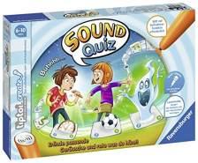 """Ravensburger tiptoi 00841 - CREATE """"Sound-Quiz"""" / Spiel von Ravensburger ab 6 Jahren / Kreativer Rate- und Spielspaß mit Aufnahmefunktion"""