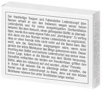 Bartl 102281 Mini-Holz-Puzzle Der verhängnisvolle Lederstrumpf aus 3 Teilen
