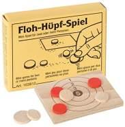 Bartl 103812 Mini-Spiel Floh-Hüpf-Spiel