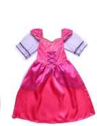 Folat 63203 Royal Prinzessin Kleid, Größe 116-134, rosa