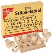 Bartl 103601 Mini-Spiel Das Stöpselspiel