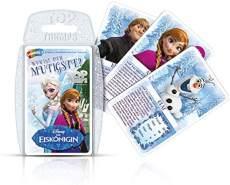 Winning Moves 61939 Top Trumps-Disney Frozen die Eiskönigin: Dein Abenteuer mit Anna und ELSA, Kartenspiel