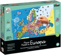 Lernspiel Countries of Europe Diset (ES)