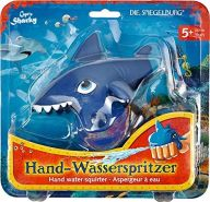Die Spiegelburg 15042 Hand-Wasserspritzer Hai Capt'n Sharky