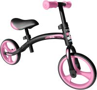 Stamp C677011 SKIDS Control Black/pink Running Bike