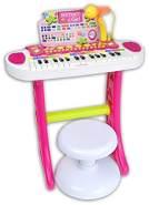 Bontempi 13 3672 Elektronisches Keyboard, Mehrfarbig