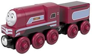 Caitlin   Mattel GGG84   Holzeisenbahn Lokomotive   Thomas & seine Freunde