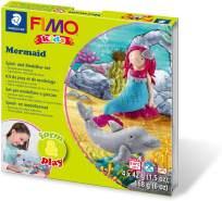FIMO kids form & play Mermaid, Bastelset