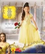 Rubie's offizielles Kostüm, Belle, Disneys Die Schöne und das Biest, Kinderkostüm