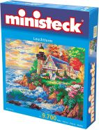 Ministeck 31448 - Leuchtturm, ca. 11.400 Teile