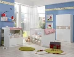 Babyzimmer-Set KIMBA 3tlg