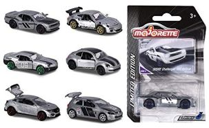 Majorette 212054018 Limited Edition 5, Die-Cast Fahrzeug, Freilauf, Zamak Serie, 6-sort, Mehrfarbig