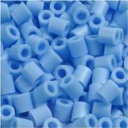 Nabbi Schmelzperlen, Kunststoff, Plastik, hellblau, 1100-Piece