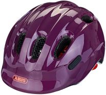 ABUS Fahrradhelm Smiley 2. 1 - sparkling plum - 45-50 cm