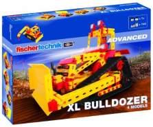 fischertechnik 505280 - XL Bulldozer Fischer Technik
