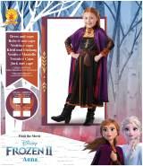 """Disney Kostüm für Kinder """"Anna"""" aus """"Die Eiskönigin 2"""" S bunt"""