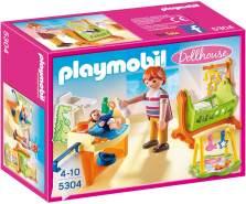 Playmobil 5304 - Babyzimmer mit Wiege