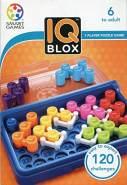 smart games SG 466 466-Strategiespiel, Spel IQ Blox, 120 Opdrachten, Mehrfarbig, Multi