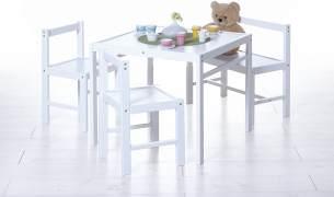 Ticaa Kindersitzgruppe Kiefer Natur