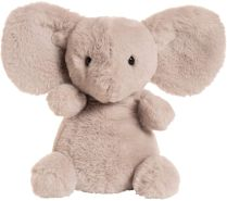 Manhattan Toy 158420 Petit Pomme Astor Elefant 17.78cm Kuscheltier, Multi