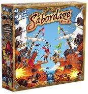 Renegade Game Studios RGS00800 - Sabordage