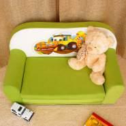 Stillerbursch Kindersofa Modell 4, grün