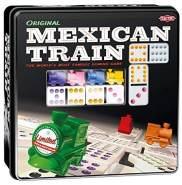 Tactic 54005 Spiel Mexican Train (evtl. Nicht in Deutscher Sprache)