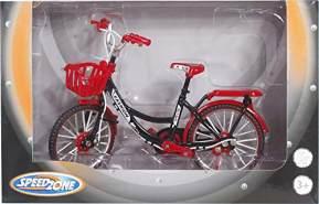 VEDES Großhandel GmbH - Ware 30706871 Speedzone D/C Fahrrad mit Trittfunktio, bunt