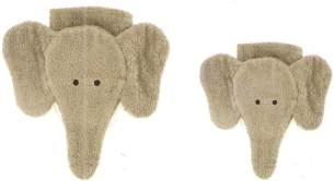 Fürnis 554 Waschlappen Elefant